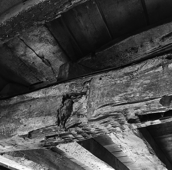 Old beams by marlin50