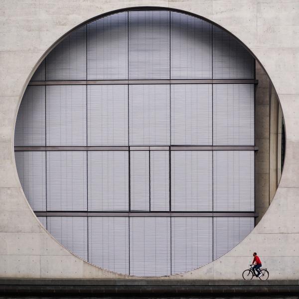Circular .. by woodlark
