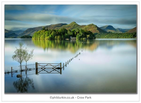 Crow Park - Lake District National Park by Philpot