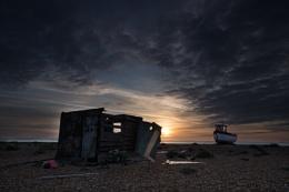 Dawn in Kent.