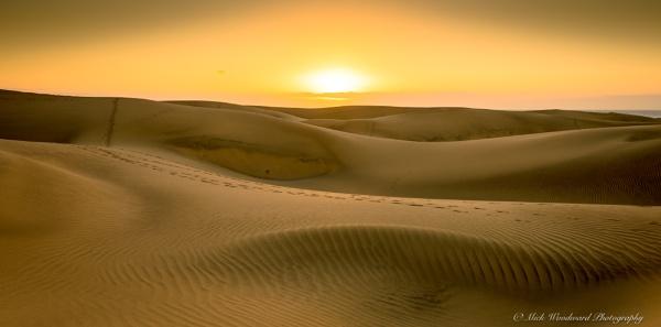 Gran Canaria Dunes by kojak