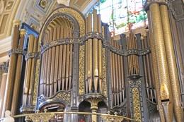St Georges Hall Grand Organ