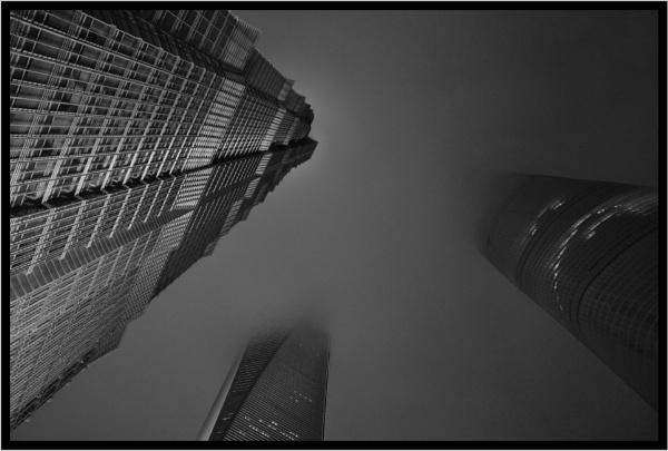 Into the fog by iainpb