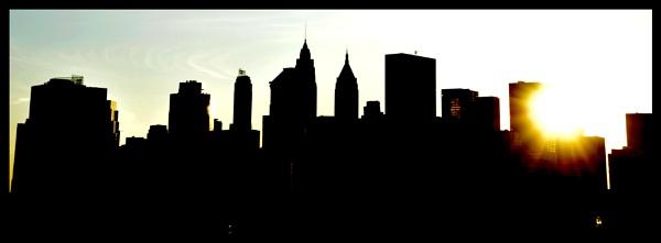 Manhattan by iainpb