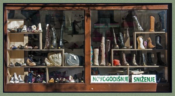 Shop window by nklakor
