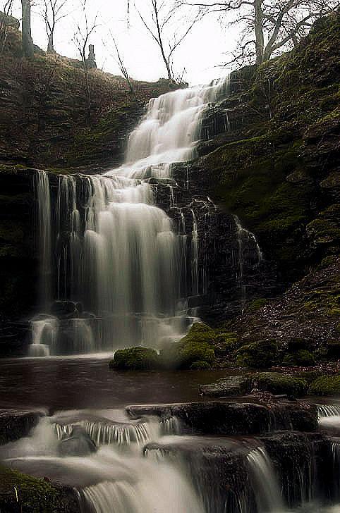 settle waterfall