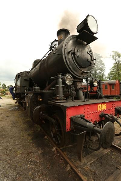 1917 Steam Locomotive, Nora, Sweden by mikekay