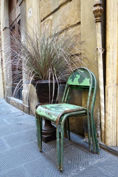 Florentine Chairs by ZenTony