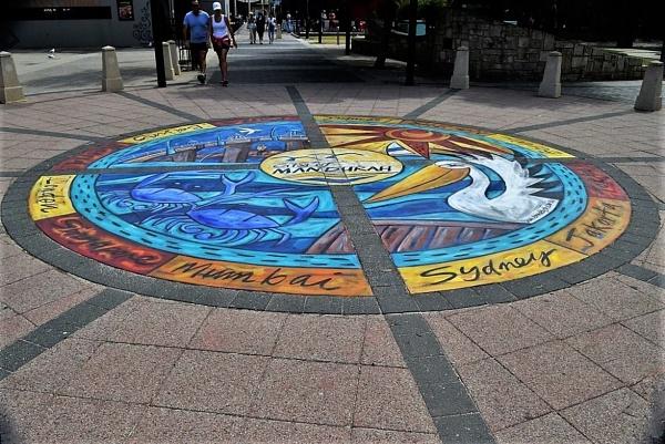 Mandurah Mosaic by geoffgt