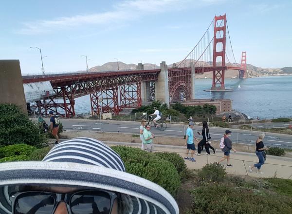Golden Gate Bridge San Francisco by littleflea