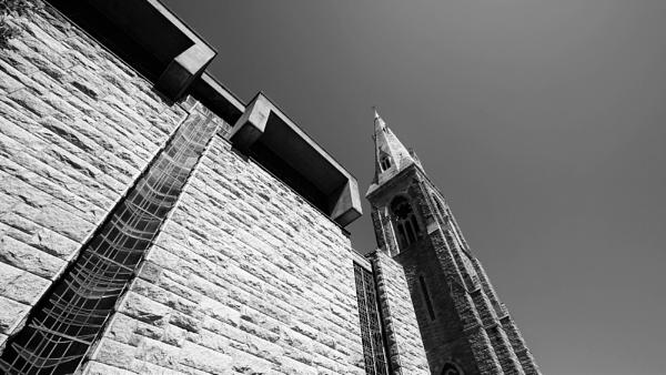 Church Steeple, Dun Laoghaire, Dublin by tonycullen