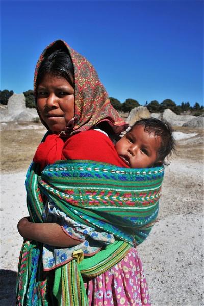 Tarahumara girl by pedromontes