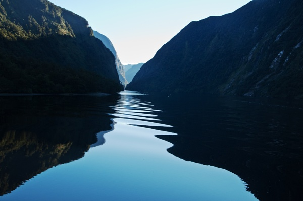 Doubtful Sound NZ by barryyoungnz