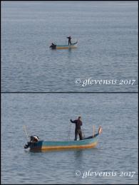 Fisherman: Penang Strait