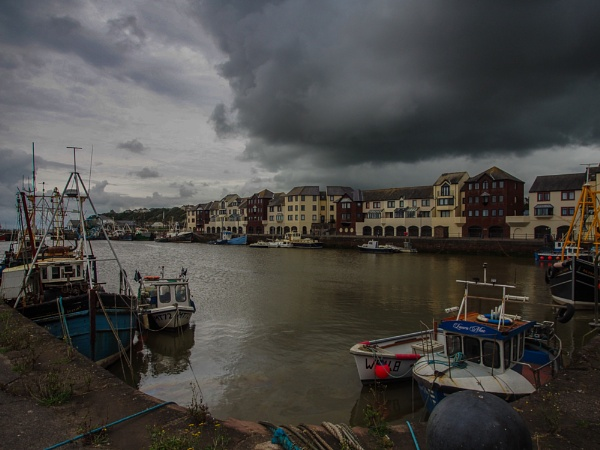 Storm Clouds by Sue_R
