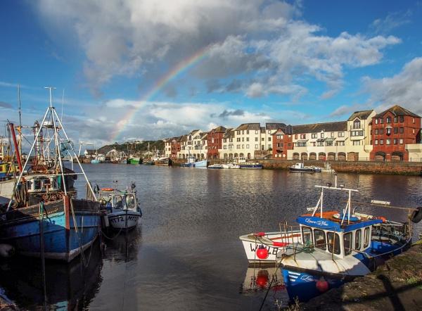 Maryport Rainbow by Sue_R