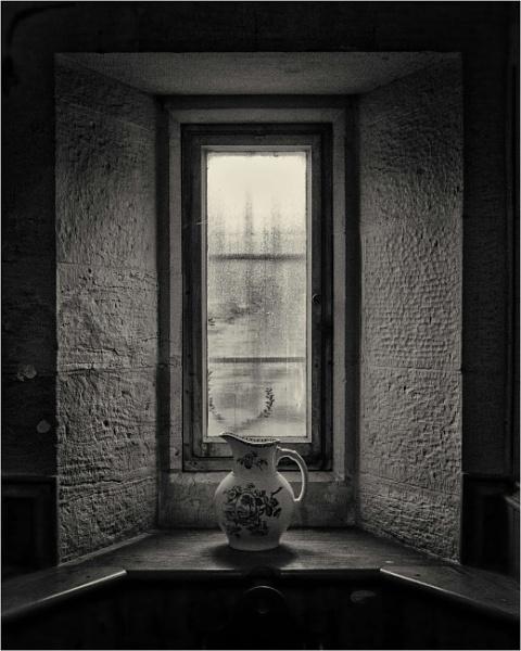 Jug by the window by KingBee