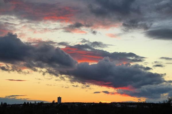 Aroostook Sunset by Joline