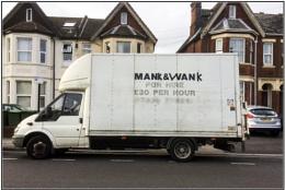 The Man's Van