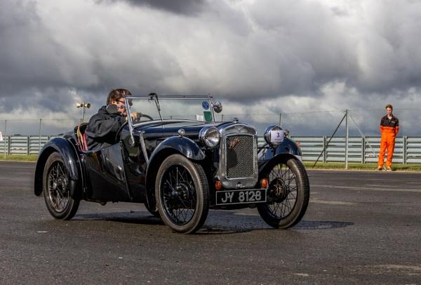 Vintage Festival - Snetterton Racing Circuit by CarolF