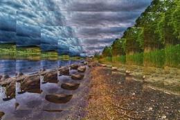 Loch Ard in Scotland
