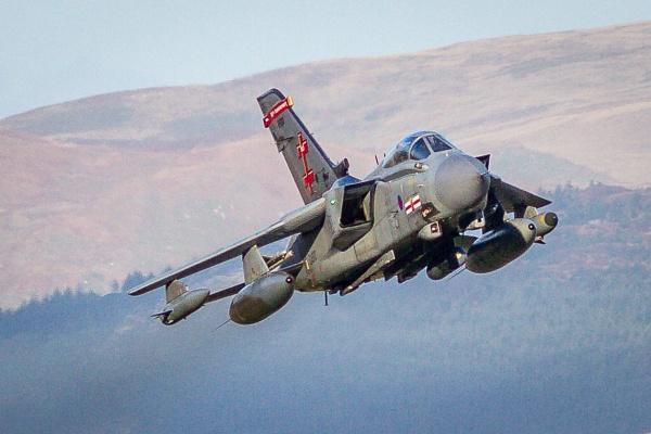 RAF Tornado GR4 by AllanP