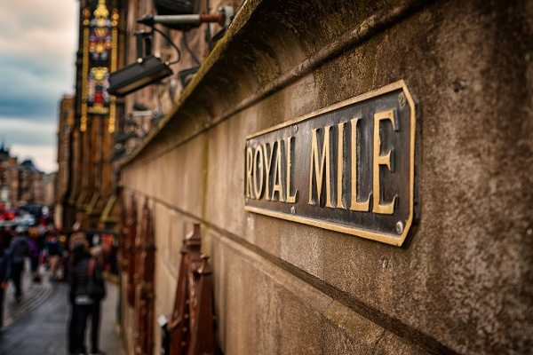 the royal mile by meyeview