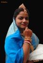 Happy Bengalee Bride by debu