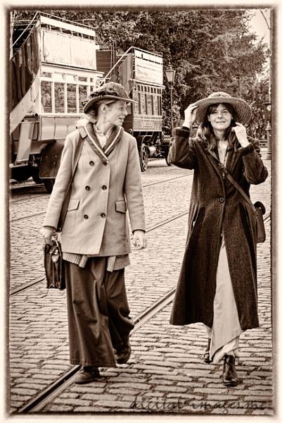 Beamish Ladies by Alan_Baseley