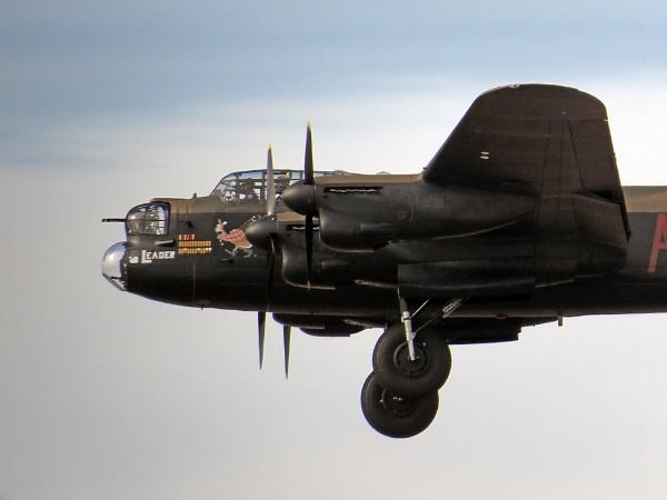 Lancaster by ericfaragh
