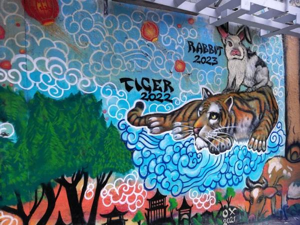 Big Wall Art !!! by Chinga