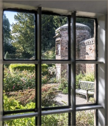 The Dovecote at Benthall Hall