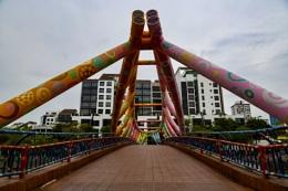 The Art bridge
