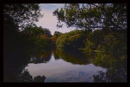 Newly discovered lake