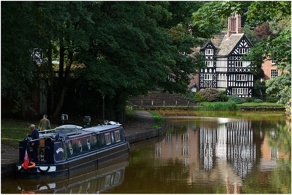Worsley Packet House by johnriley1uk