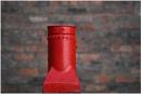 Little Red Chimney by johnriley1uk