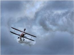 Bi-Plane Walker