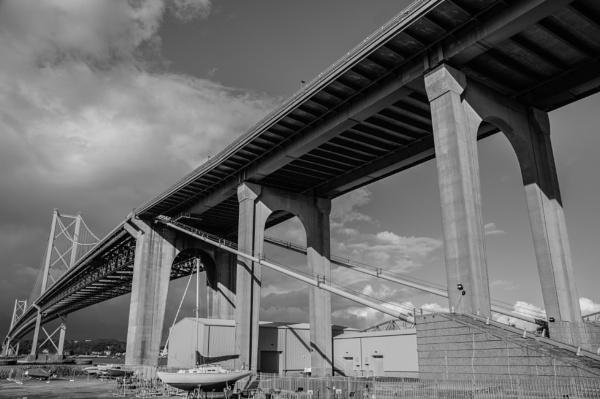 The Old Forth Bridge by Saab93