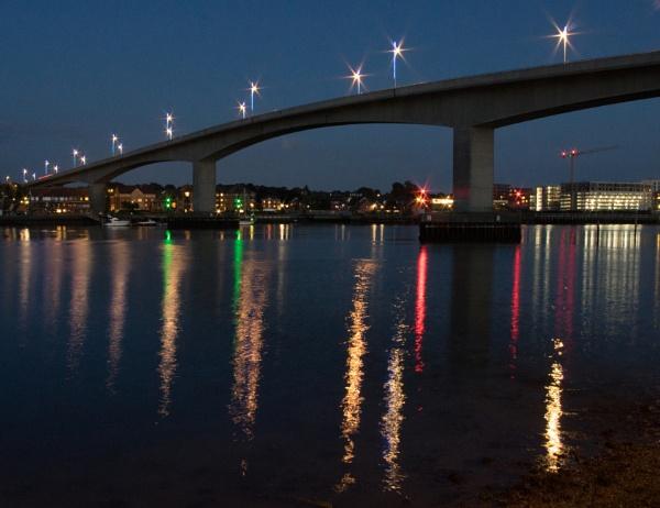 Itchen Bridge, Southampton by PRC