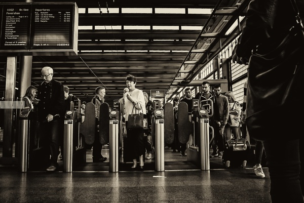 departures by mogobiker
