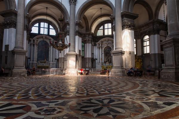 Basilica di Santa Maria della Salute by Les_Cornwell