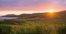 Shetland sunrise by HelenMarie