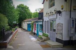 Riverside Lane, Wimborne
