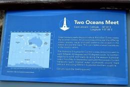 Two Oceans Meet