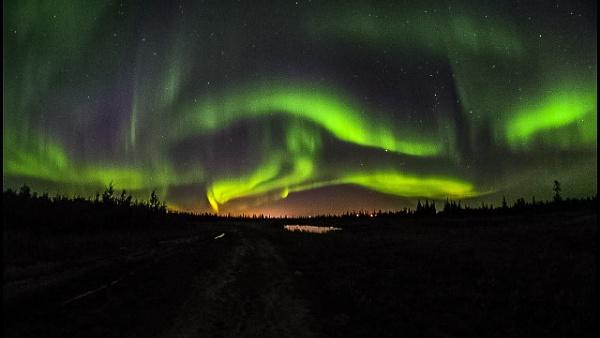 Northern Lights by StevePushman