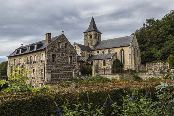 LÂ'Abbaye de Graville by admphotography