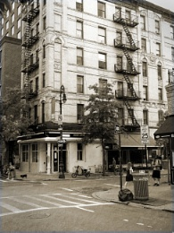 Tenement in Manhattan.