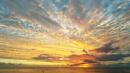 Cook Island sunset by littleflea