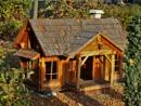 Mini Log Cabin by PentaxBro