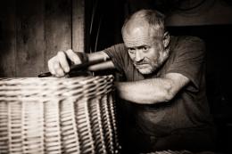 Phil Bradley - Basket Weaver